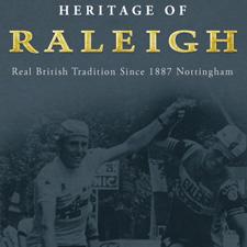 Raleigh 2017モデルBikesページ 更新