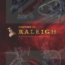 RALEIGH 最新モデルBikesページ更新